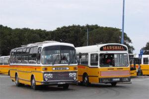 Bus-Terminal Valletta Malta