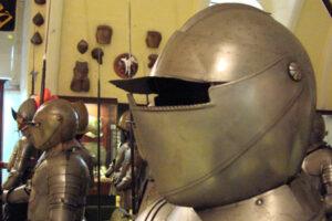historische Waffentechnik Großmeisterpalast Valletta